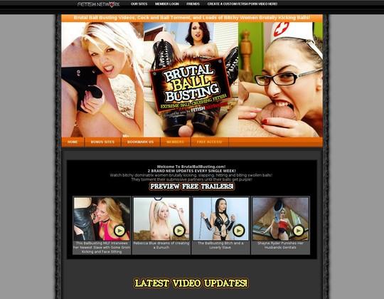 brutalballbusting.com brutalballbusting.com