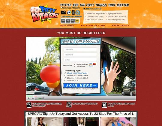 titty attack tittyattack.com