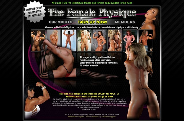 the female physique thefemalephysique.com