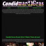 Discount Candid Mardi Gras