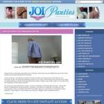 Cheap JOI Panties