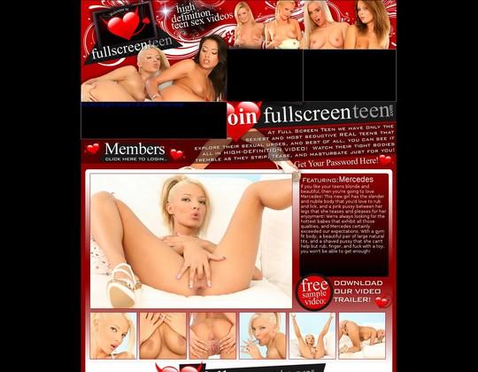 full screen teen fullscreenteen.com