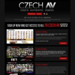 Dropped price Czech AV com