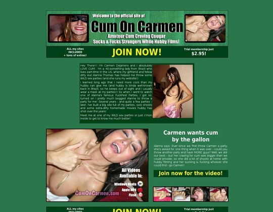 cum on carmen discount.cumoncarmen.com