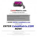 Get celebmatrix.com discounted price