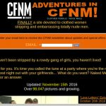 Cheap Adventures in Cfnm