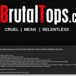 Redeem brutaltops.com cheap porn