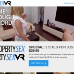 Dropped price Property Sex VR