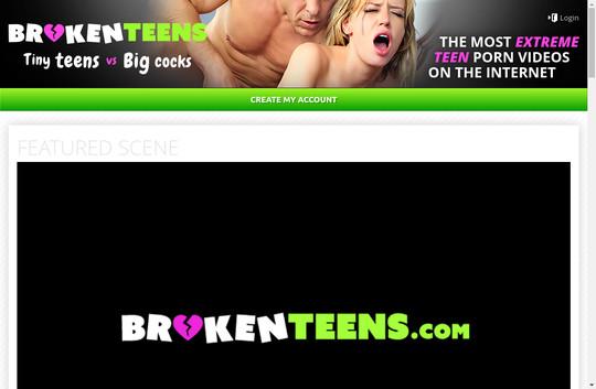 Broken Teens, brokenteens.com