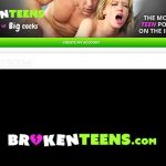 Time limited brokenteens.com discount