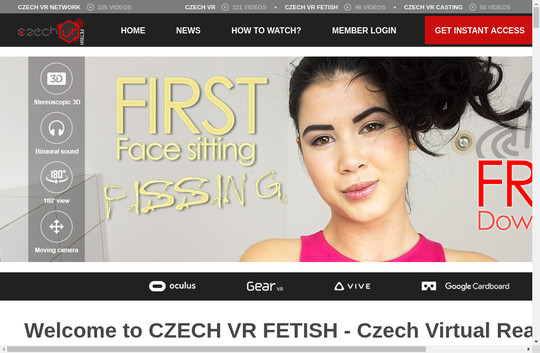 czechvrfetish.com free discount
