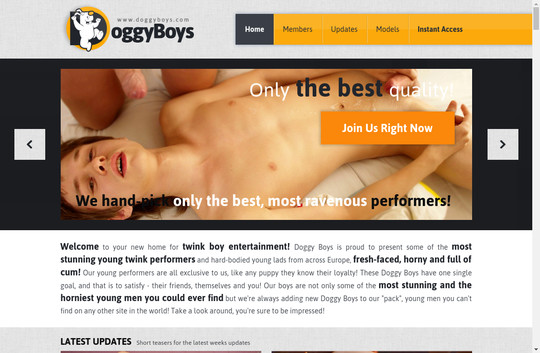 Doggy Boys, doggyboys.com