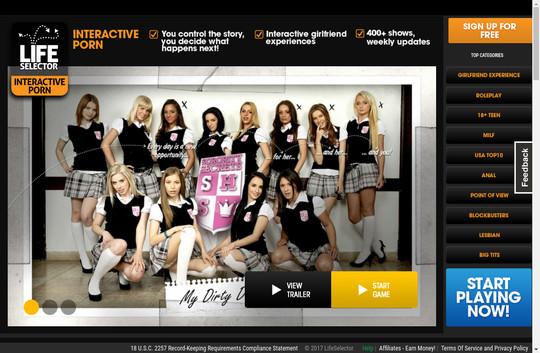 Life Selector, lifeselector.com