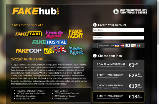 Time limited fakehub.com free discount