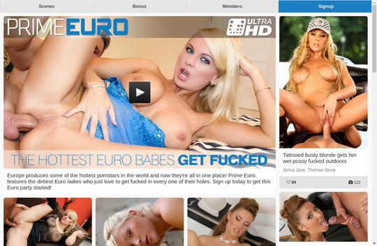 Prime Euro, primeeuro.staxxx.com