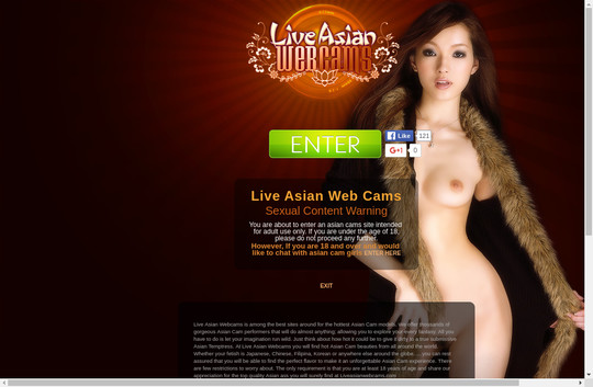 Dropped price Live Asian Webcams