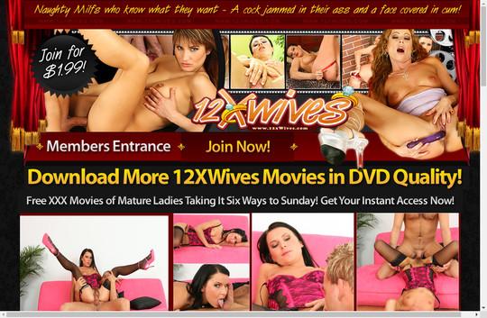 12xWives.com deals