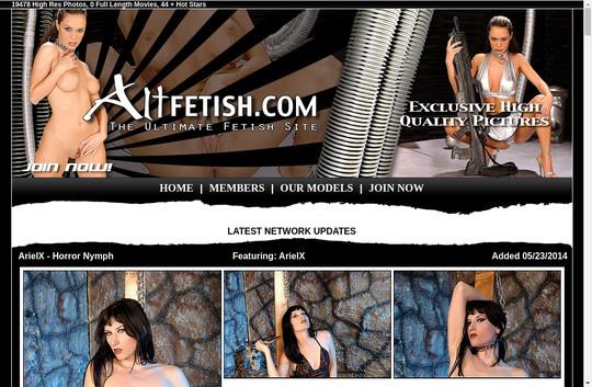 Redeem altfetish.com discount