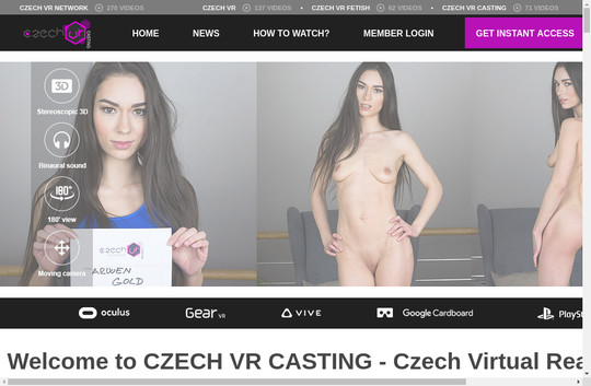 czechvrcasting.com deals