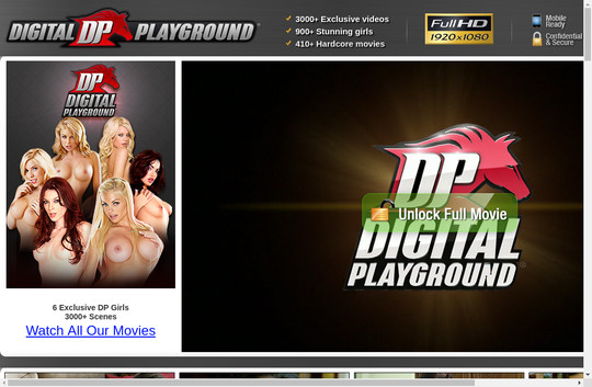 Digital Playground, digitalplayground.com