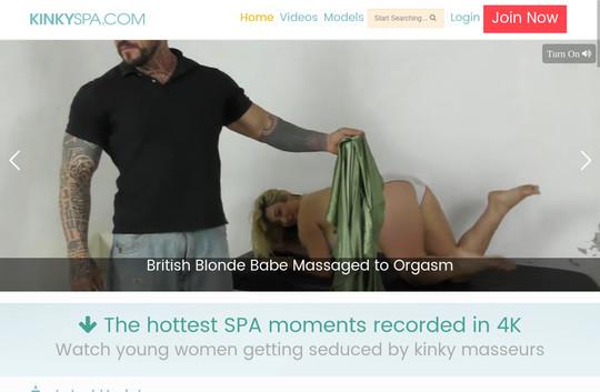 Kinky Spa, kinkyspa.com