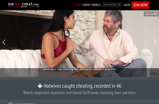 She Will Cheat, shewillcheat.com
