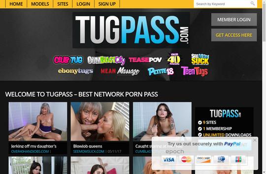 Tug Pass, tugpass.com
