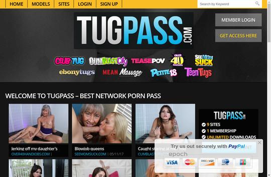 Cheap Tug Pass