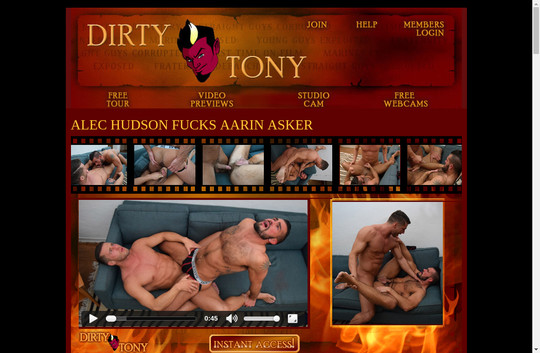 1 Dirty Tony, dirtytony.com