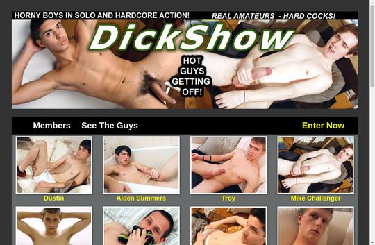 dickshow.com cheap porn