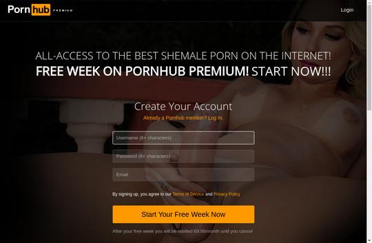 pornhubpremium.com free discount