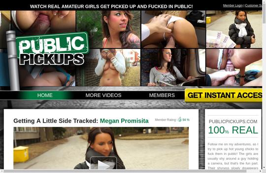 Public Pickups, publicpickups.com