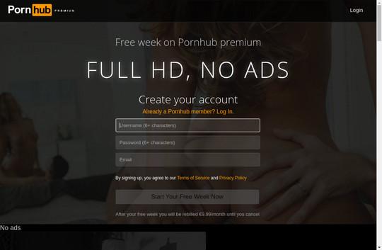 Pornhub Premium, pornhubpremium.com