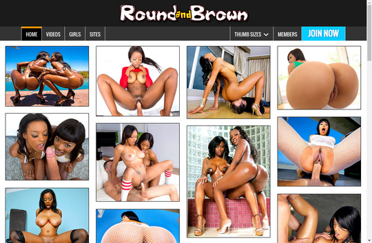 Round And Brown, roundandbrown.com