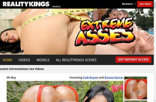 Extreme Asses, extremeasses.com