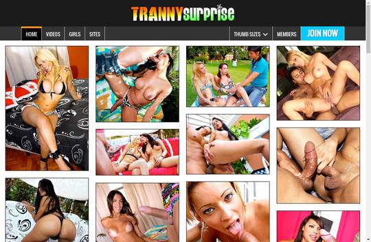 Tranny Surprise, trannysurprise.com