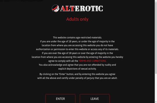 Alt Erotic, alterotic.com