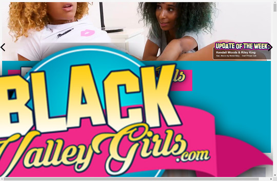 Black Valley Girl, blackvalleygirls.com