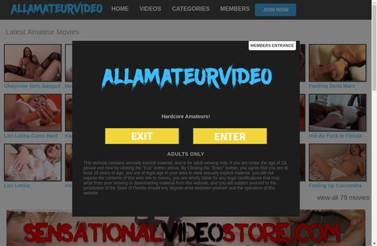allamateurvideo.com deals