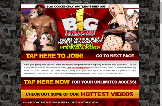 Big Blackand White, bigblackandwhite.com
