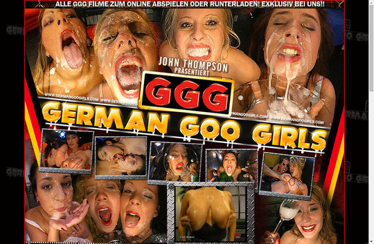 German Goo Girls, germangoogirls.com