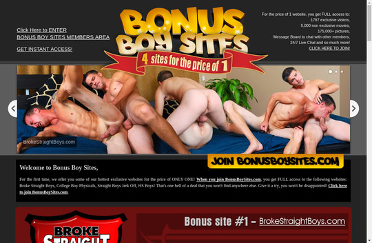 bonusboysites.com discounted price