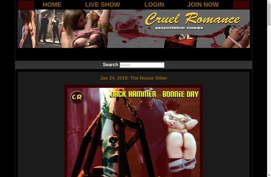 Cruel Romance, cruelromance.com