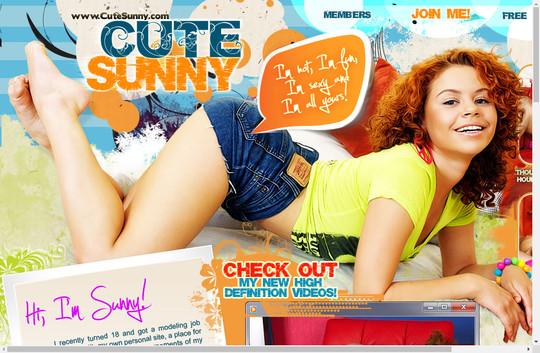 Cute Sunny, cutesunny.com