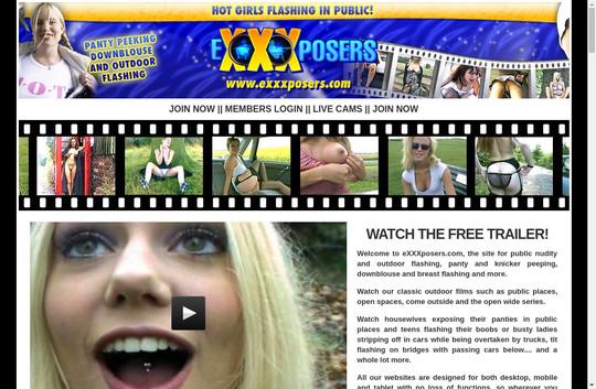 Exxxposers, exxxposers.com