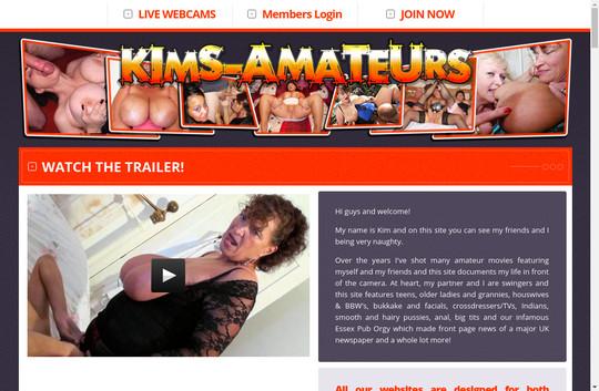 Kims -Amateurs, kims-amateurs.com