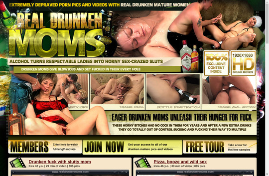 Real Drunken Moms, realdrunkenmoms.com