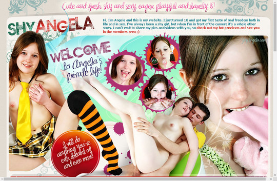 Discounted price to Shy Angela