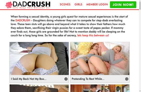 Dad Crush, dadcrush.com