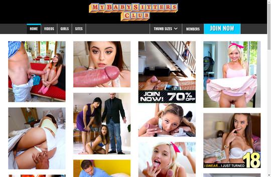 My Baby Sitters Club, mybabysittersclub.com